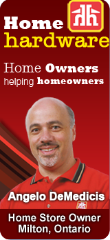 Home Hardware - Milton Ontario Hardware, Lumber, Building Supplies