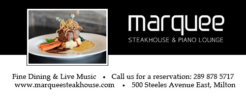 Fine Dining Steakhouse Restaurant Milton