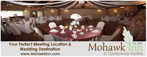 Mohawk Inn and Conference Centre - Wedding Destination and Venue Milton Ontario