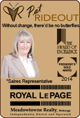 Pat Rideout - Resale Homes Milton - Royal LePage Milton