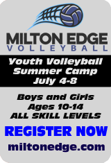 Volleyball Summer Camp Milton