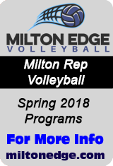 Rep Volleyball in Milton