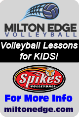 Youth Volleyball Programs Milton