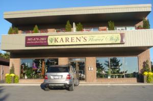 Karen's Flower Shop