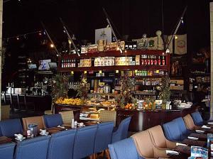 Symposium Café Milton Restaurant + Lounge