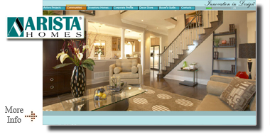 Arista Homes Milton Ontario