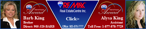Barb King - ReMax Milton Ontario - Visit www.barbking.com
