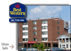 Best Western Milton - Now open!
