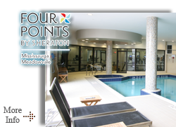 Four Points By Sheraton, Milton, Meadowvale, Mississauga, Toronto Ontario