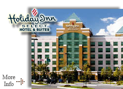 Holiday Inn Select - Oakville - Bronte Rd - Serving Oakville, Milton, Mississauga, Burlington, Toronto, Ontario and the GTA